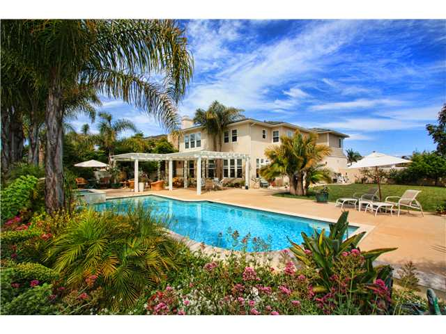 Torrey Hills Home with pool and view