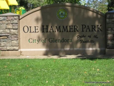 Glendora Ole Hammer Park searchsangabrielvalley.com