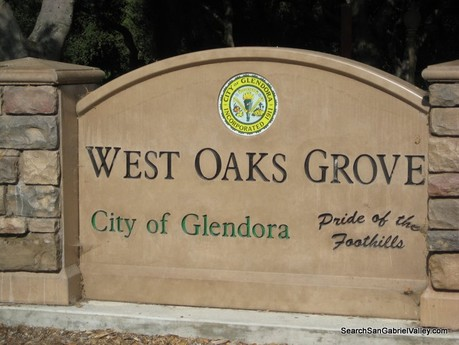 Glendora West Oaks Grove Park searchsangabrielvalley.com