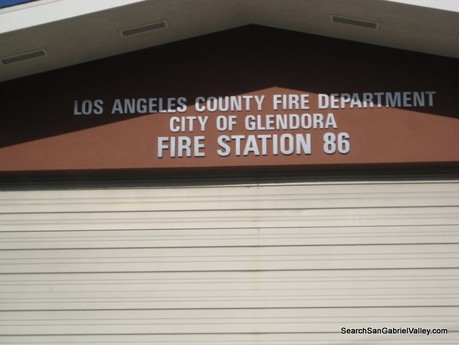 Los Angeles County Glendora Firestation 86 searchsangabrielvalley.com