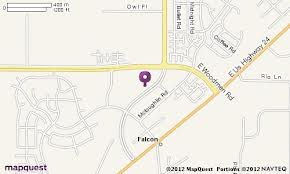 Search Falcon real estate by map