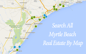 Search All Myrtle Beach Real Estate By Map with Seaside Sales