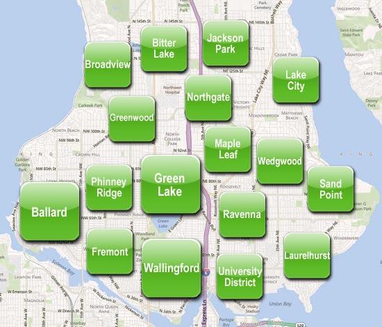 North Seattle Condos