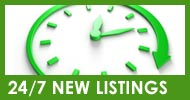 New listings every 15 minutes