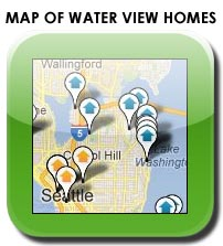 Map search water view homes in Bitter Lake