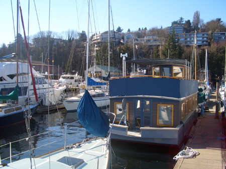 Houseboats for sale in Seattle