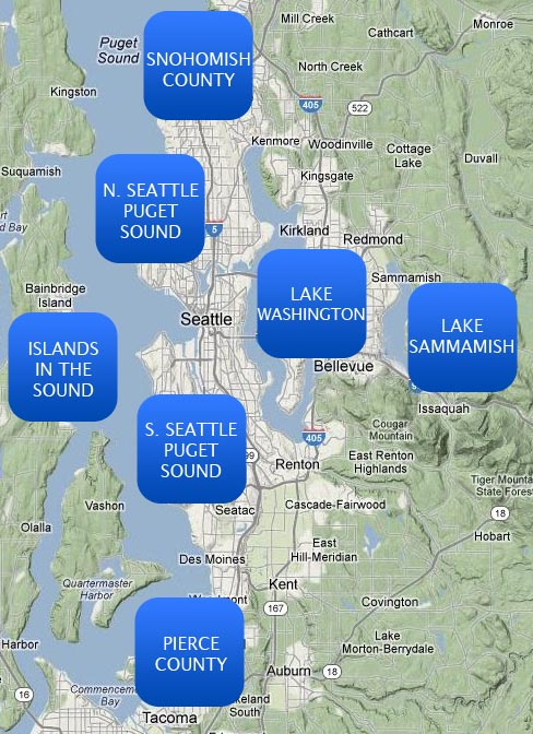 SeattleHome com - Seattle Waterfront Homes For Sale