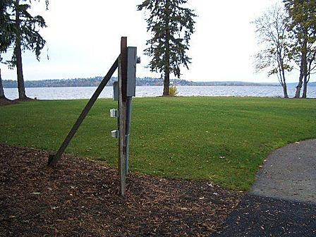 Hunts Point WA Waterfront Home
