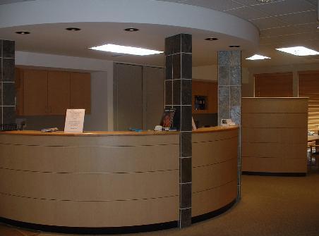 Bellevue WA Dental Office