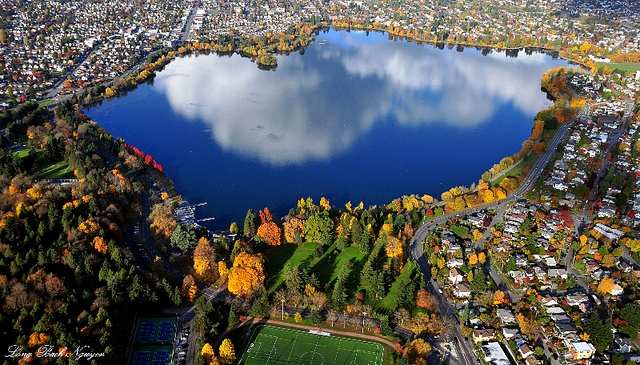 Green Lake Seattle
