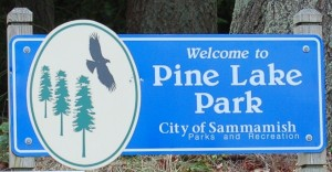 "Welcome to the ""NEW"" Pine Lake Park"