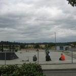 Skateboarder Area of Lake Tye