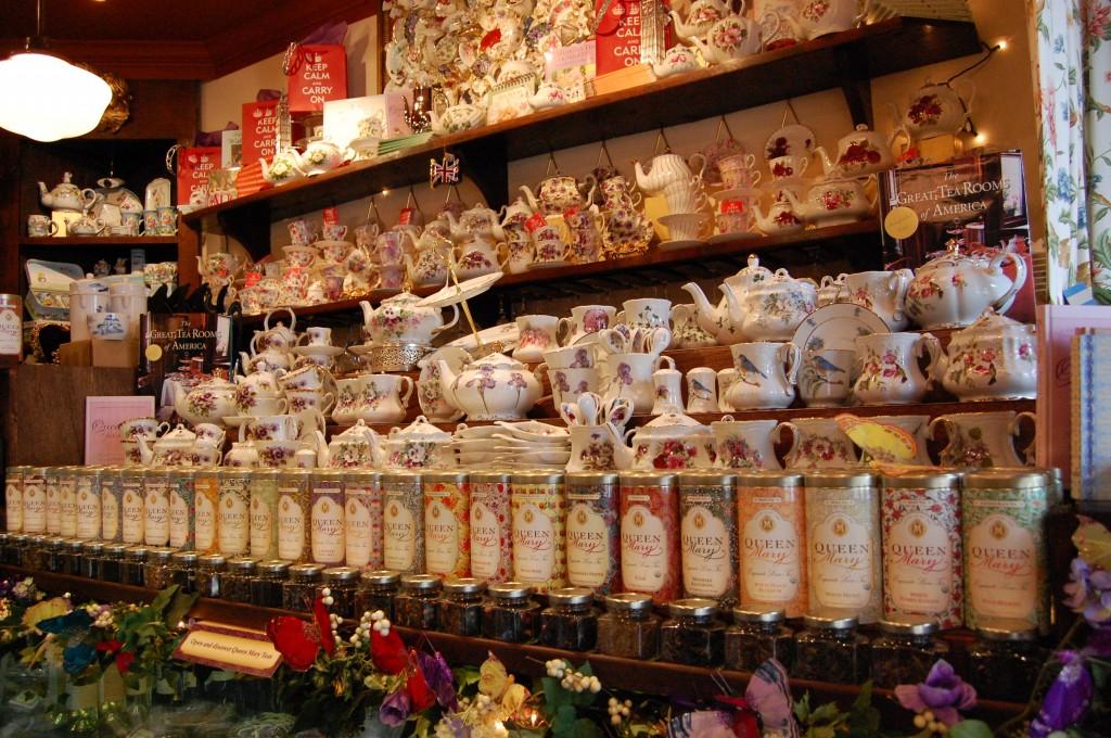 Mary Tea Room in Ravenna Serves Seattle High Tea