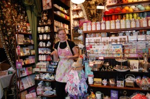 Queen Mary Tea Room in Ravenna Serves Seattle High Tea