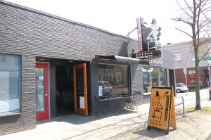 Cafe Vita on Greenwood Avenue