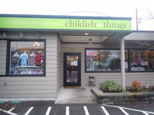Chlidish Things Storefront
