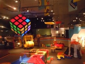 science center tots indoor play