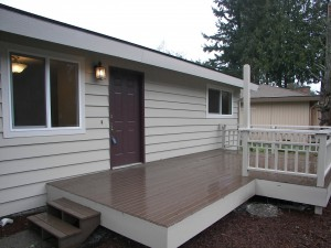 Edmonds Remodeled House
