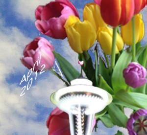 April in Seattle