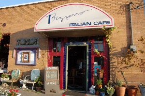 Bizarro Italian Cafe in Wallingford