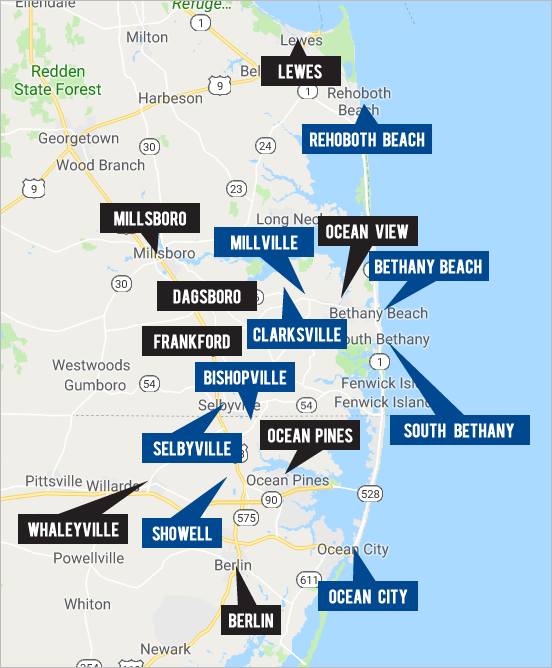Explore Ocean City Real Estate