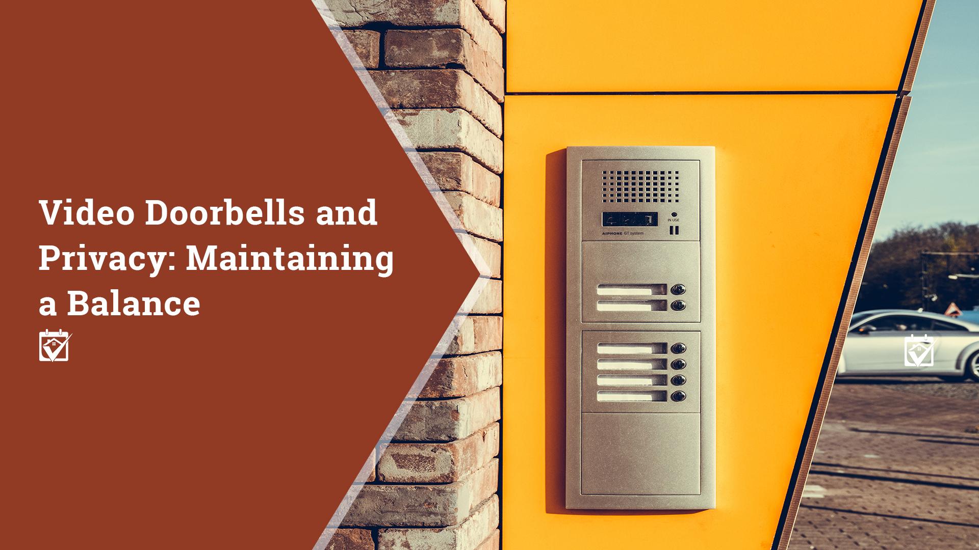Video Doorbell Blog