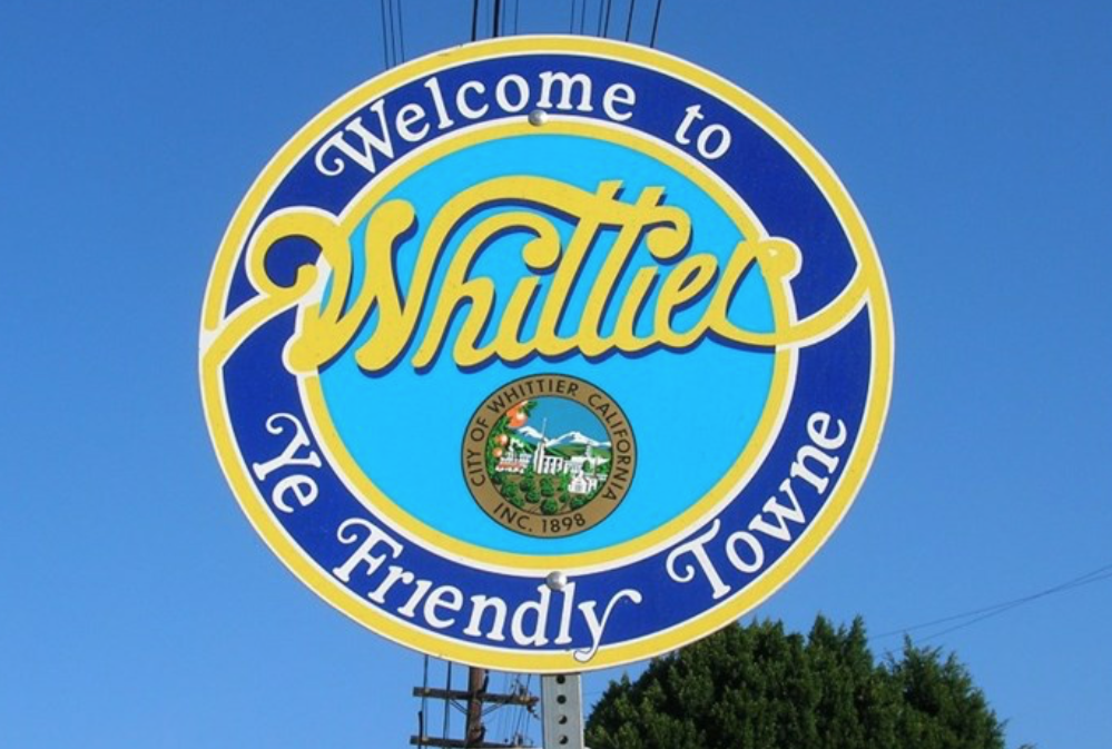 Whittier CA Homes for Sale