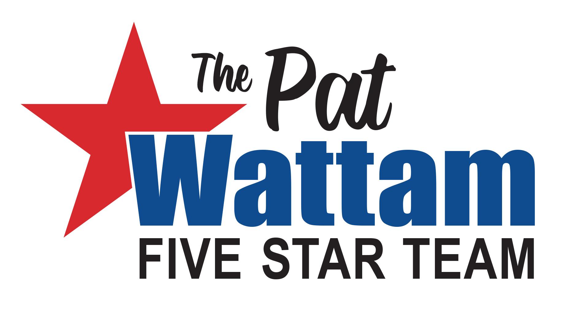 Pat Wattam Five Star Team logo