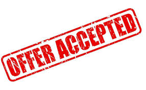 Offer Accepted