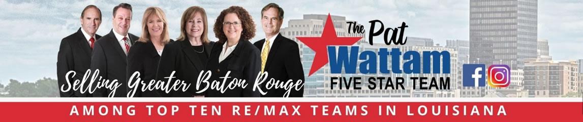 The Pat Wattam Five Star Team