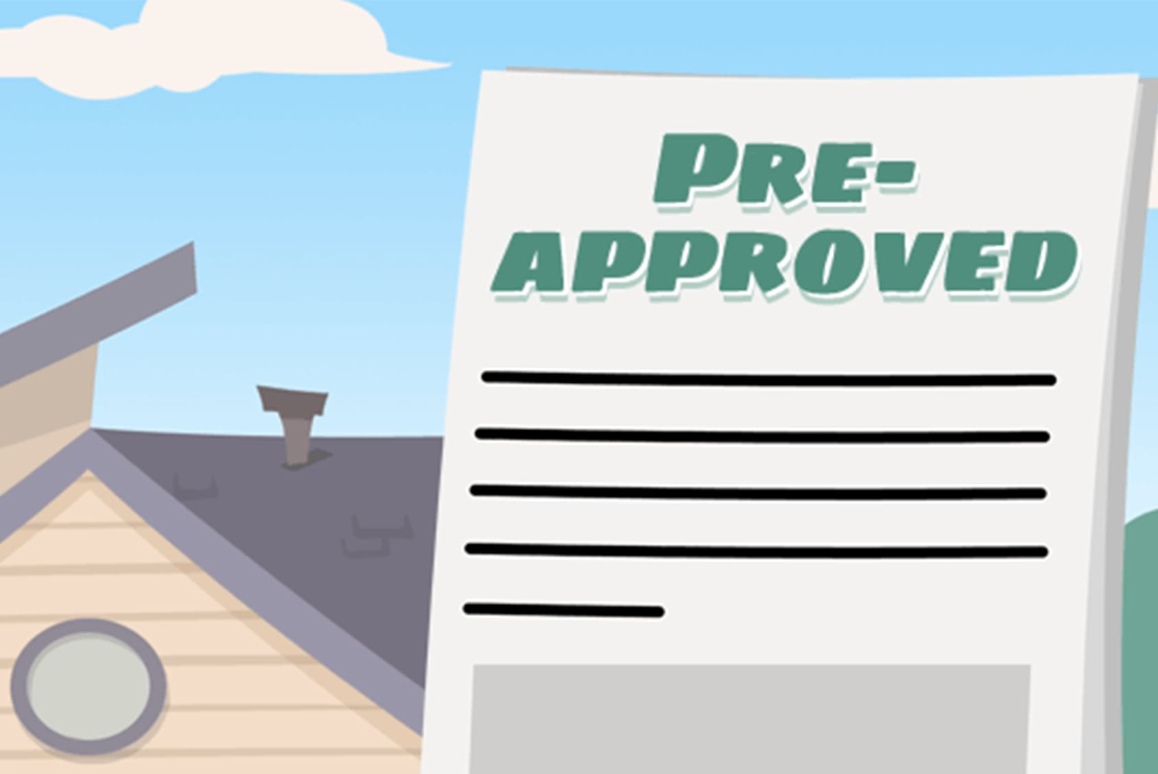 Pre-approved