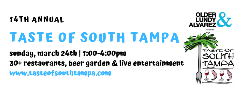 Taste of South Tampa 2019