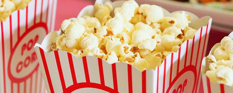 Snacks For Outdoor Movie Night