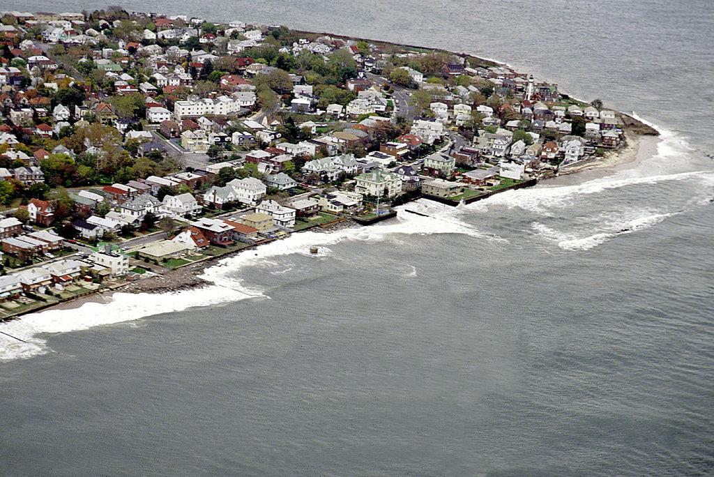 Seagate Brooklyn Aerial View