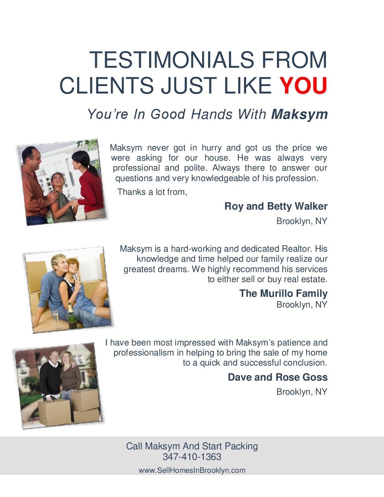 Sell your home in Brooklyn In 90 Days Part 4