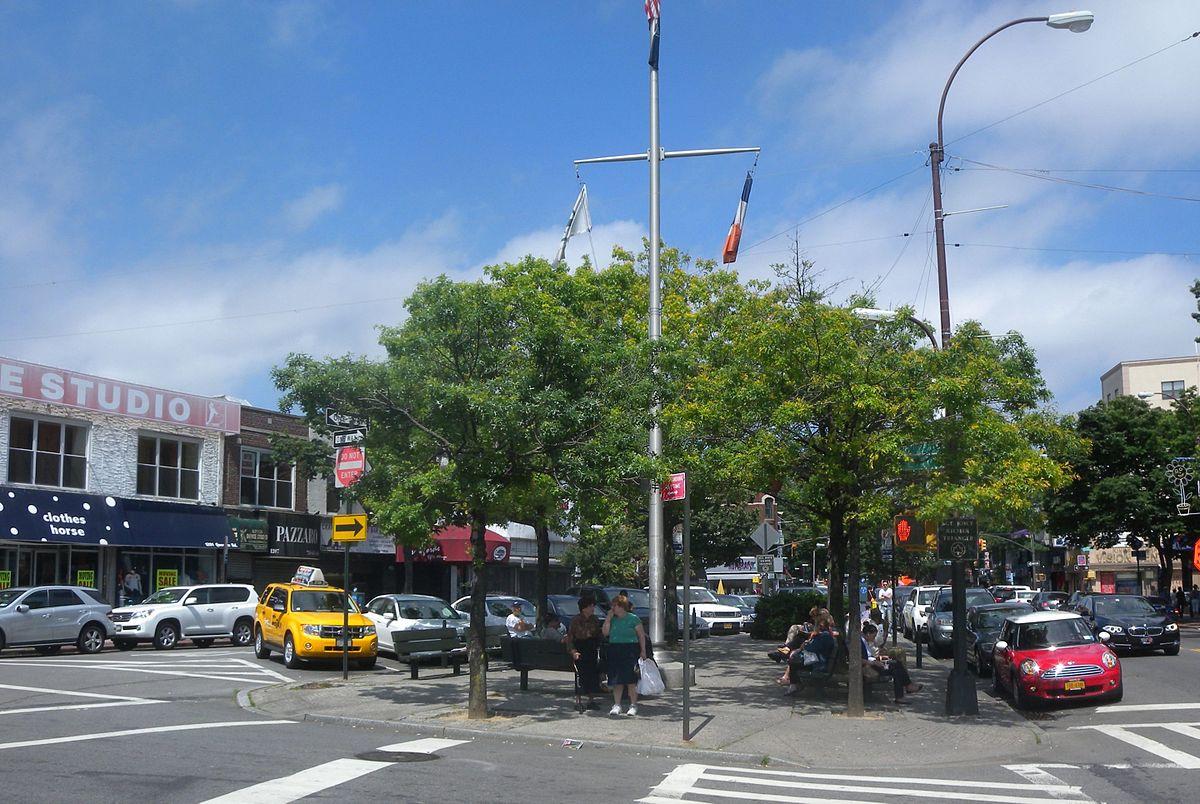 Midwood Brooklyn Neighborhood.
