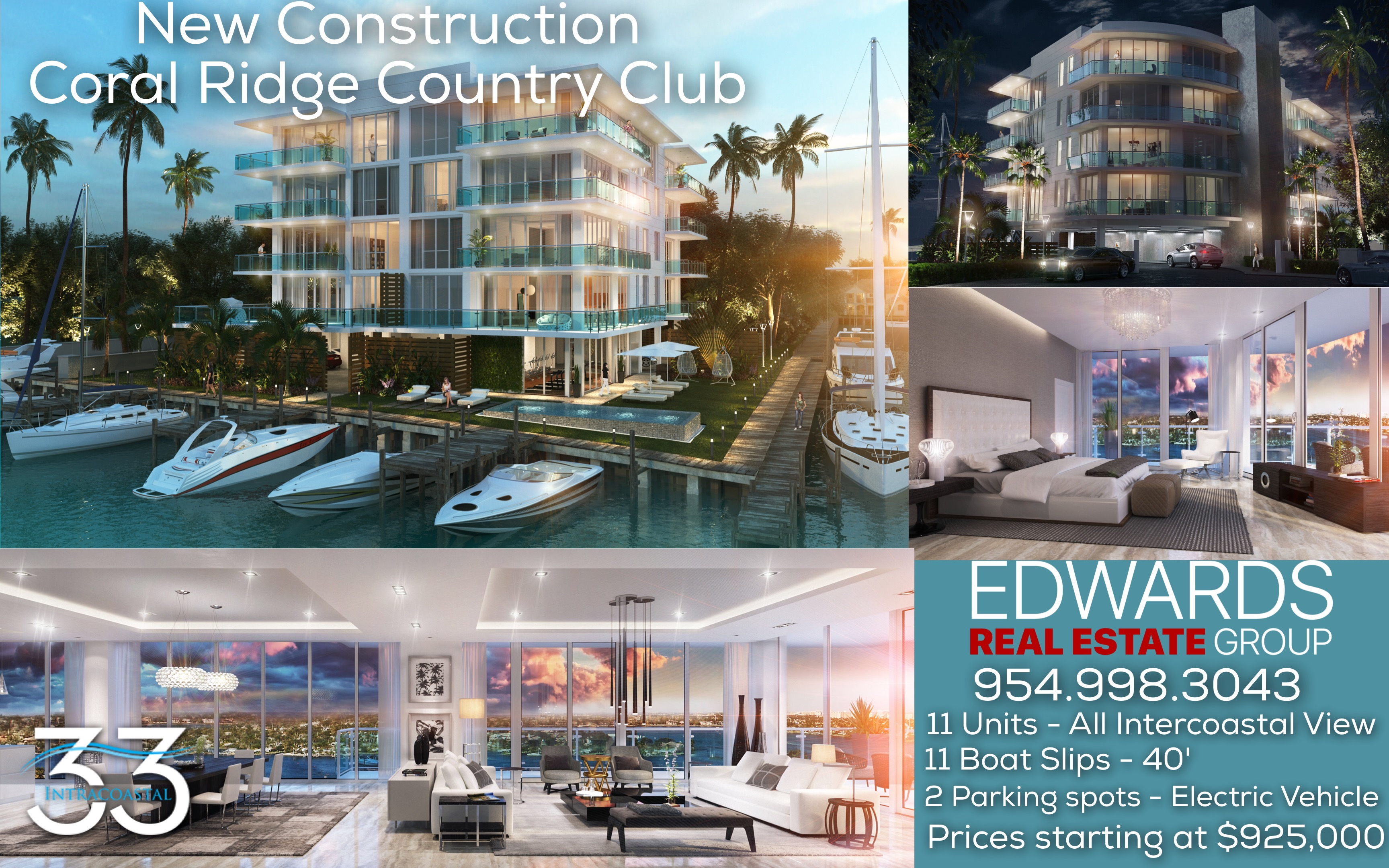 33 Intercoastal New Construction Fort Lauderdale Florida