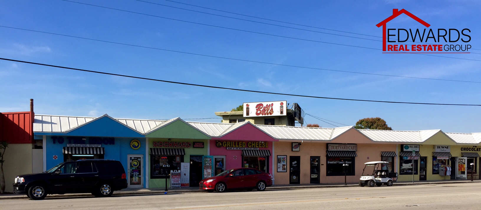 Shops in Wilton Manors - The Edwards Real Estate Group