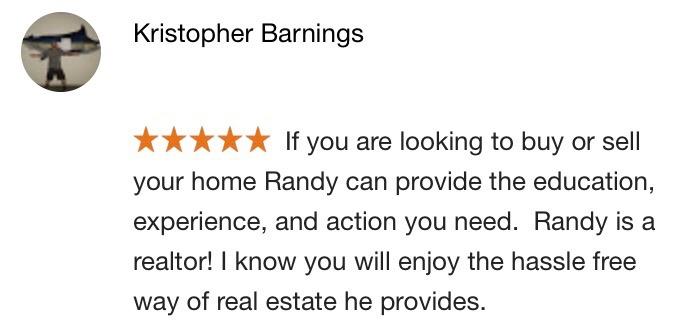 Randy Astle Google Review
