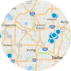 Grapevine Real Estate Map Search