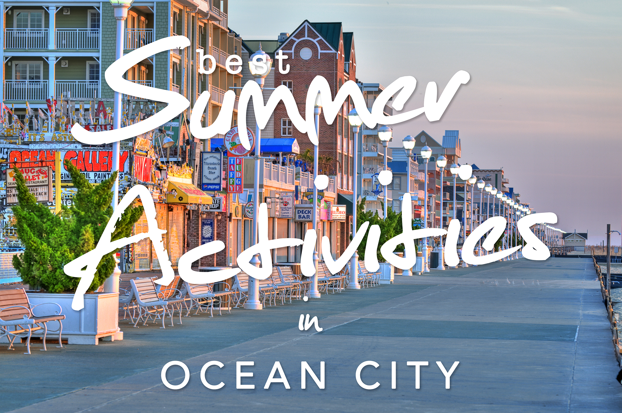 Summer in Ocean City