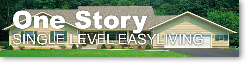 One Story Homes in Ocean Pines