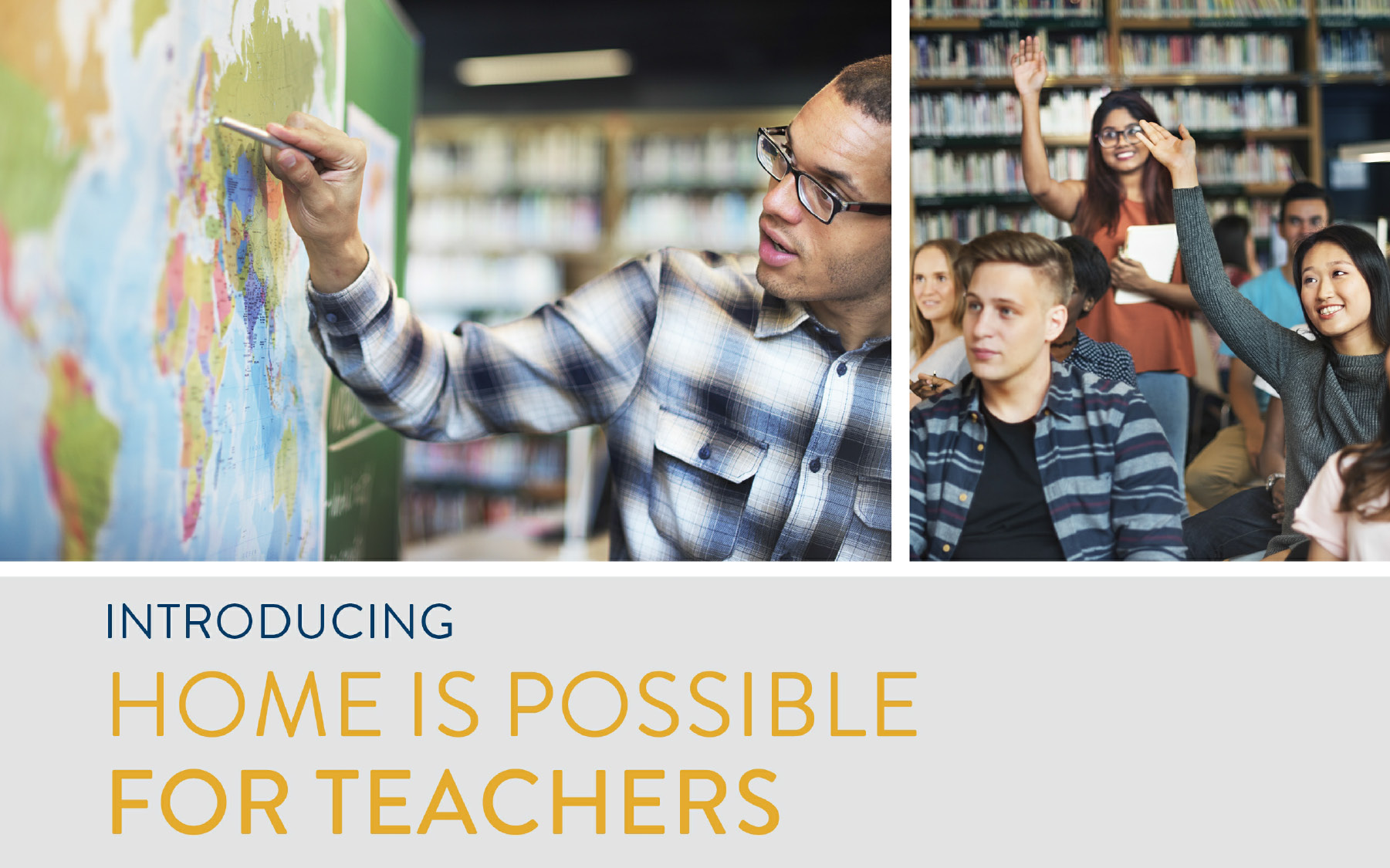 Home is Possible for Teachers