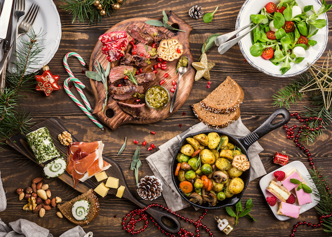 Places To Eat On Christmas.Where To Get The Best Christmas Dinners In La