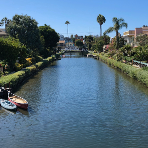 Silicon Beach LA Canal Front Homes