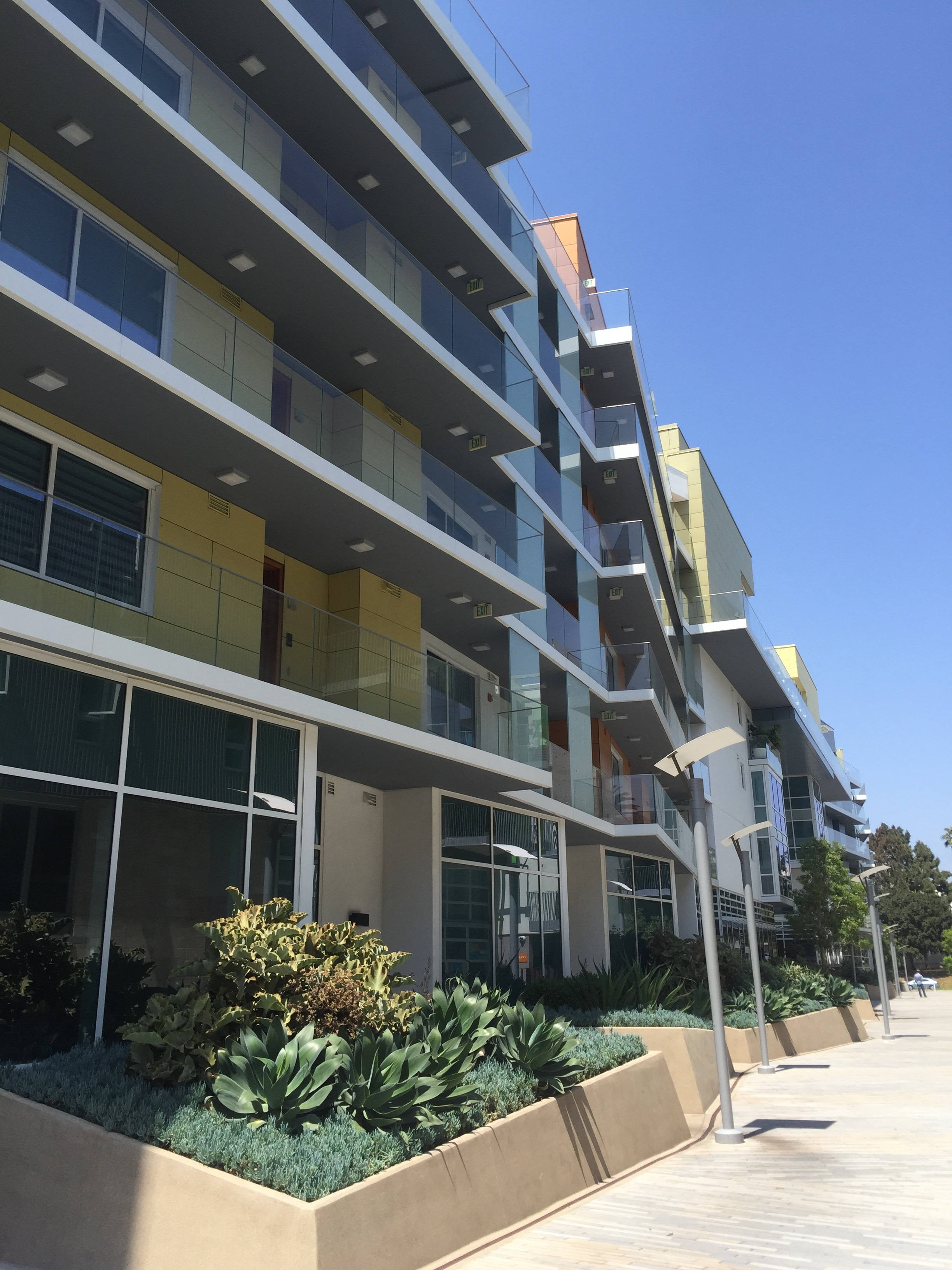 The Waverly Condo in Santa Monica