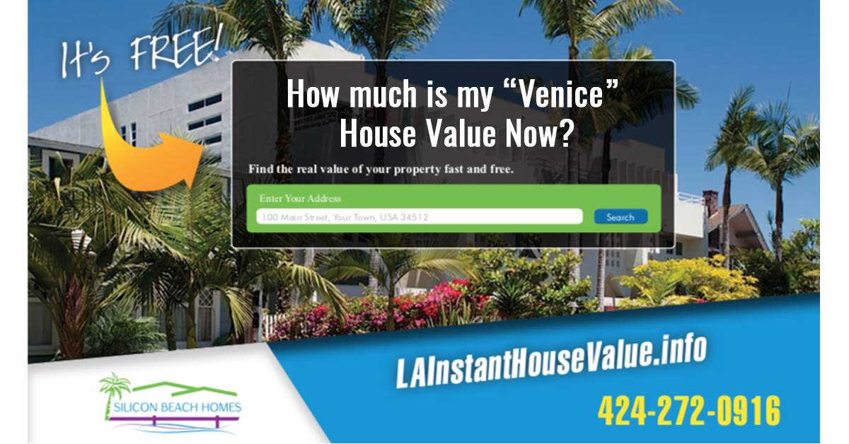 Venice House Value Tool