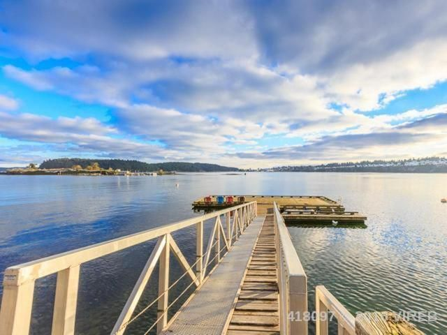 Private Dock in Nanaimo