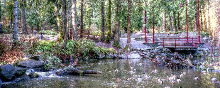 Bowen Park, Nanaimo BC