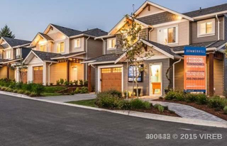 Homes in Central Nanaimo, BC